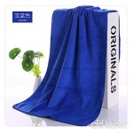 qingfeng Towel Simple Soft Smooth Smooth Ultra-Absorbent Dry Hair Towel 10 Packs 30x60cm Section A13 - B07VJD5HML